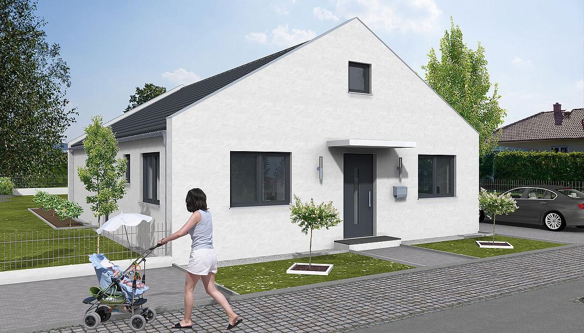 Hauskonzept Bungalow Krefeld