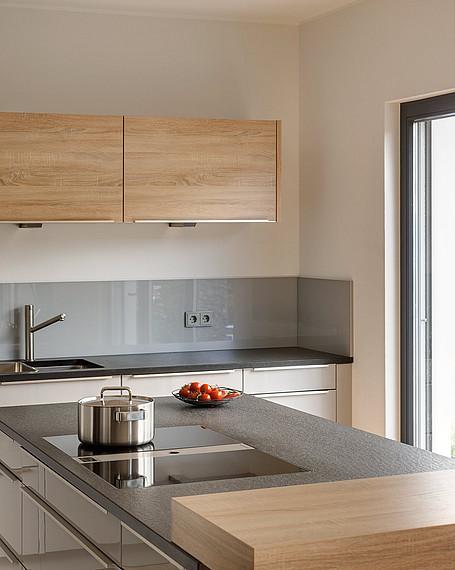 Küche nachhaltiges Generationenhaus