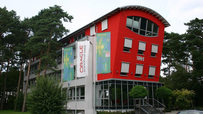 Dachaufstockung Bürogebäude