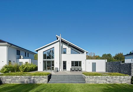 Einfamilienhaus mit Loft-Charakter