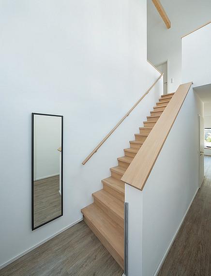 Treppe Generationenhaus