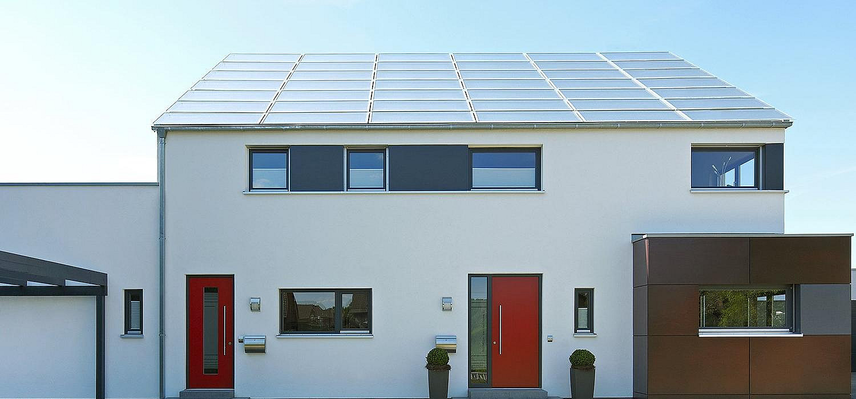 Haustechnik: Solaranlage