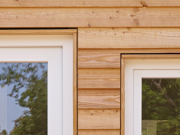 Wohnheim Fenster