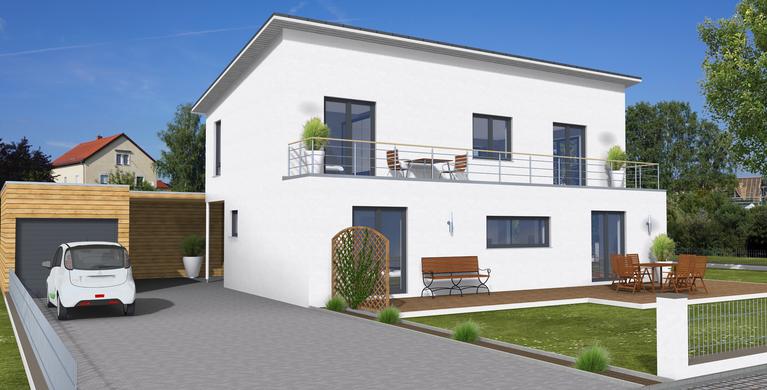 Hauskonzept Generationenhaus