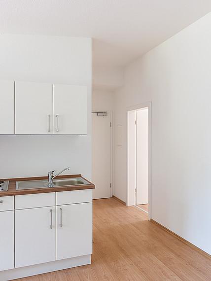 Wohnheim Wohnküche
