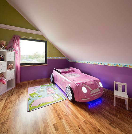 Kinderzimmer im raffinierten Stadthaus