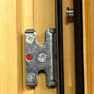 Einbruchsschutz Tür