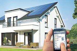 Smart Home außen