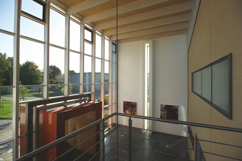 Realisation Bürogebäude