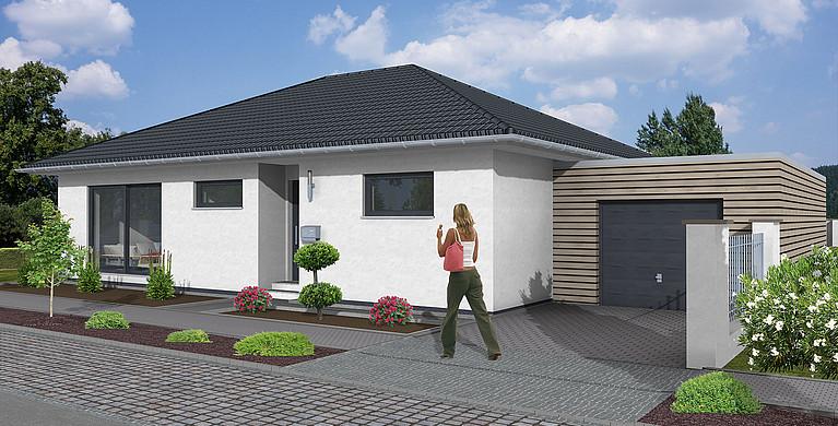 Hauskonzept Bungalow Bochum