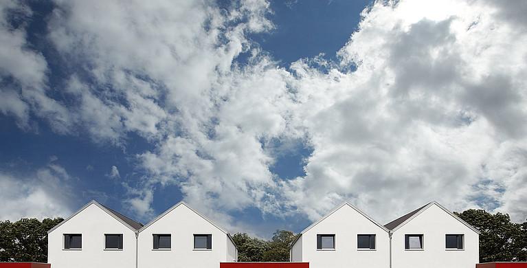 Doppelhaus – Modern und kompakt