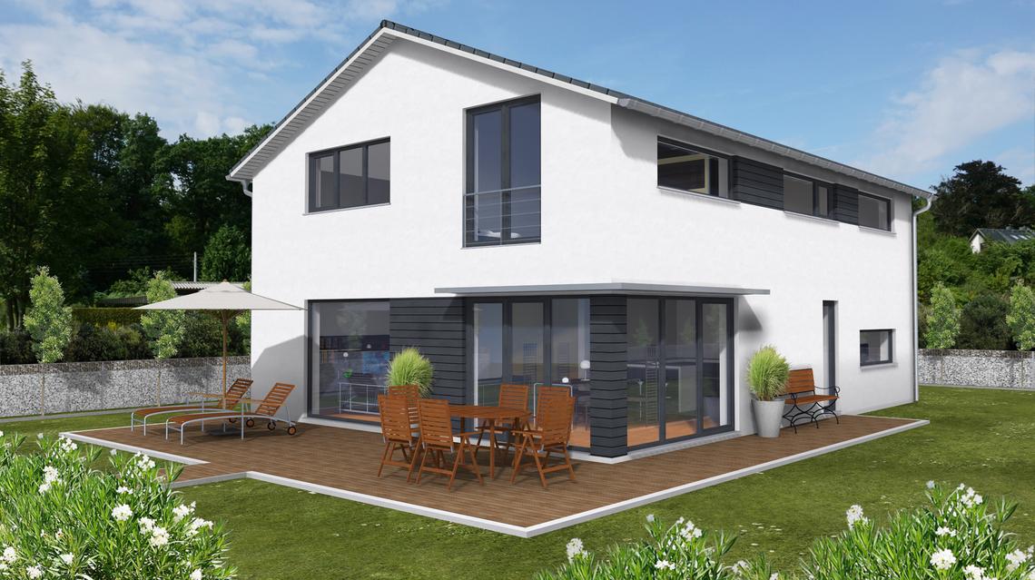 Family Plus Haus Einfamilienhaus