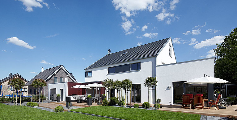 Energieeffizientes Mehrgenerationenhaus