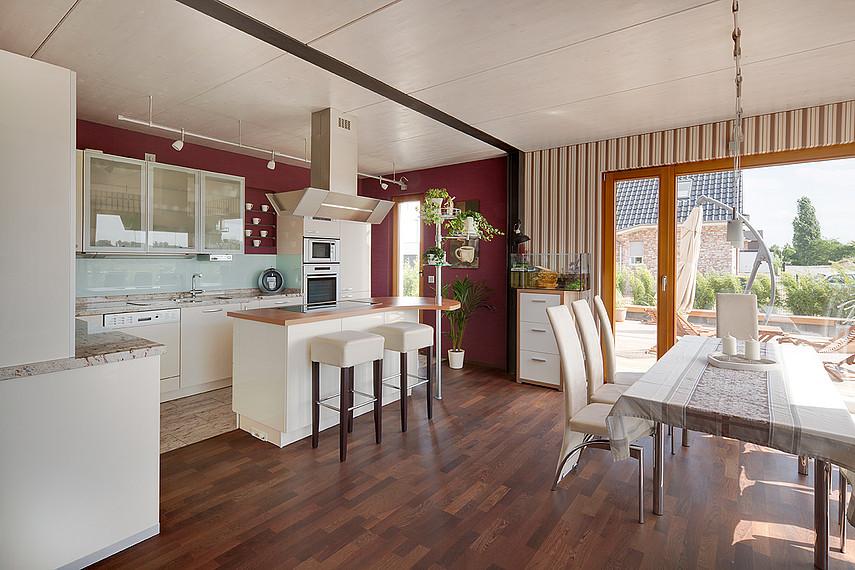 Küche Einfamilienhaus