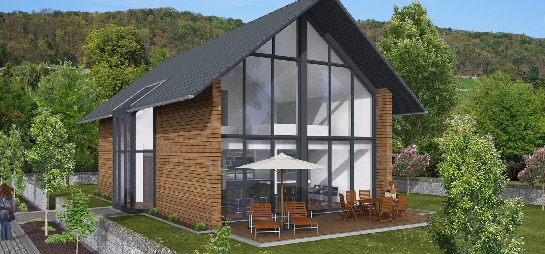 Fertighaus Design: Hauskonzepte
