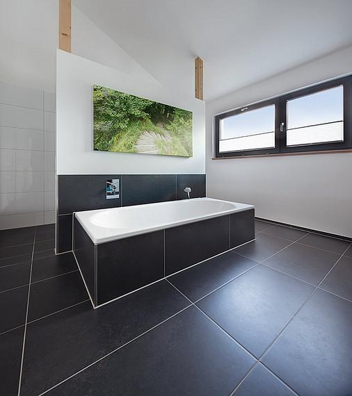 Badezimmer Generationenhaus