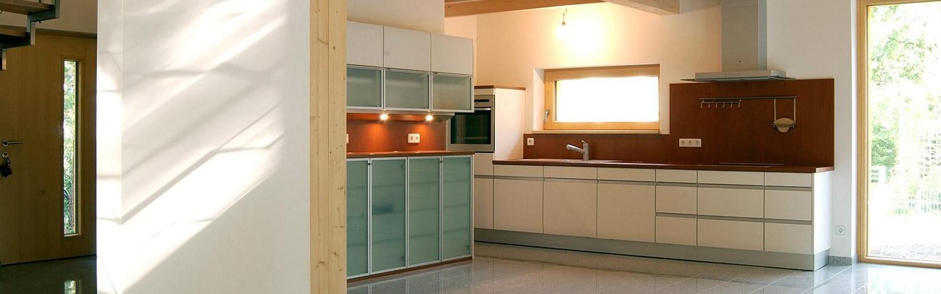 Luft-Wasser-Wärmepumpe: Küche