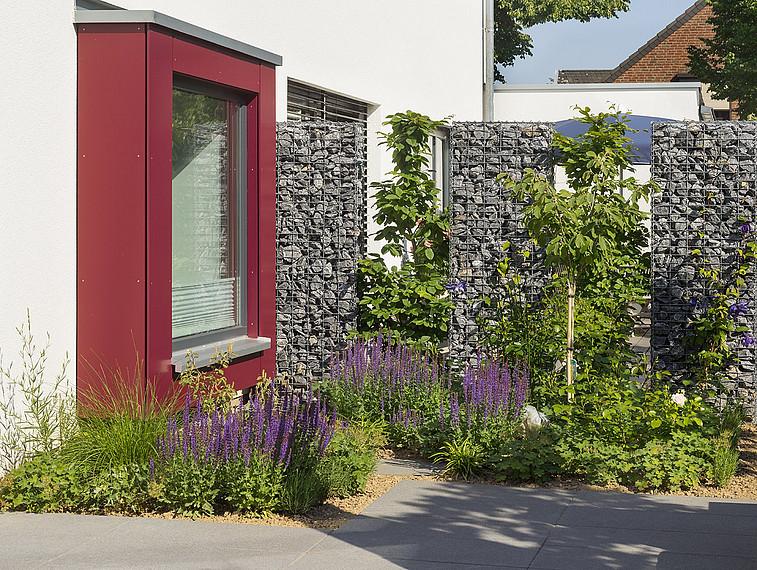 Garten Generationenhaus