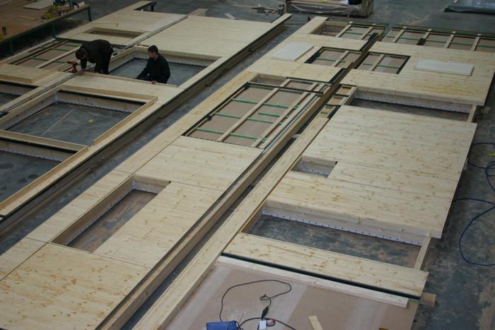 Deutsches Handwerk: Bauteile